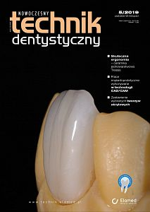 Nowoczesny Technik Dentystyczny wydanie nr 5/2019