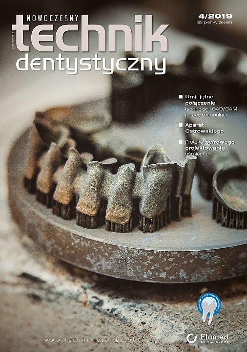 Nowoczesny Technik Dentystyczny wydanie nr 4/2019