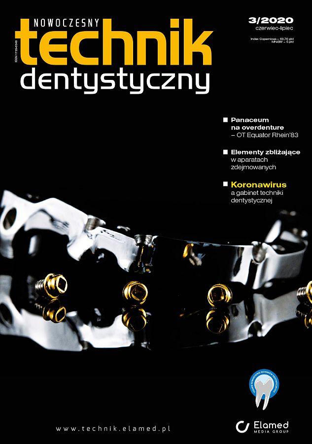 Nowoczesny Technik Dentystyczny wydanie nr 3/2020